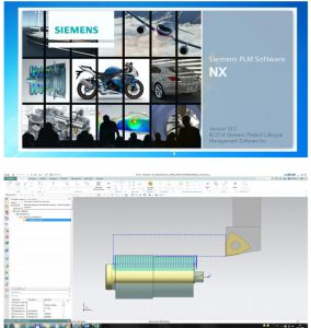 CAD, CAM software – Siemens NX