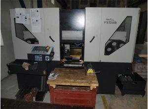CNC pásová pila – Pegas Gonda 400x400 Herkules X-CNC